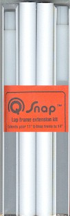 Q Snap Small Frame Extension Kit