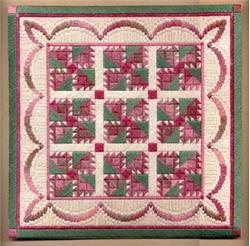 Rambling Rose by Laura J.Perin Designs