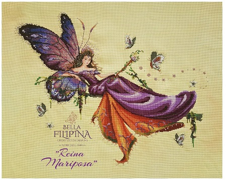 Reina Mariposa by Bella Filipina
