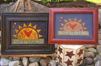 Rise and Shine by Samsarah Design Studio