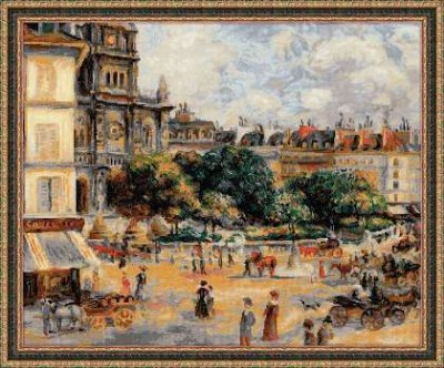 Square of the Trinity, Paris-RL1396-Riolis