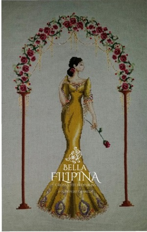 Rosa Mystica by Bella Filipina