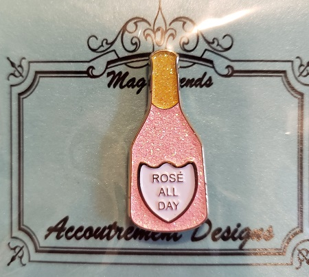 Rose champagne by Accoutrement Designs