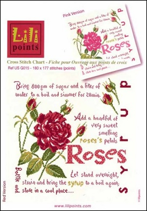 Roses syrup by Lili Points