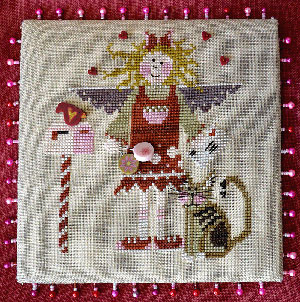 February Angel by Raise The Roof Designs