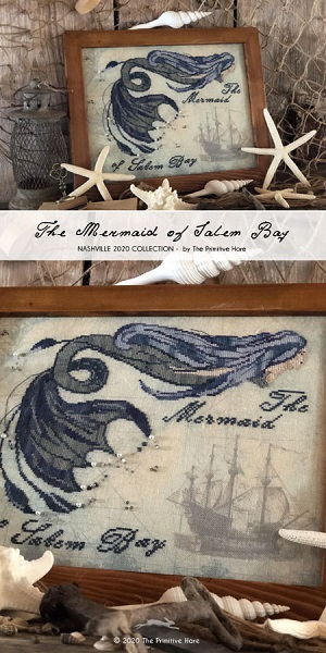 The Mermaid of Salem Bay by The Primitive Hare