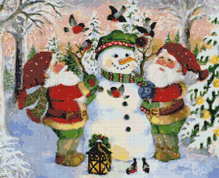 Santa's Helpers-9975- by Kustom Krafts