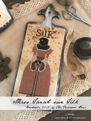 Miss Sara Sue silk by The Primitive Hare