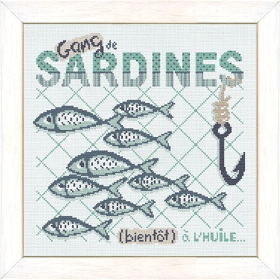 Sardines by Lili Points