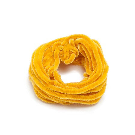 Au Ver A Soie ® Soie Chenille 2400 Yellow orange