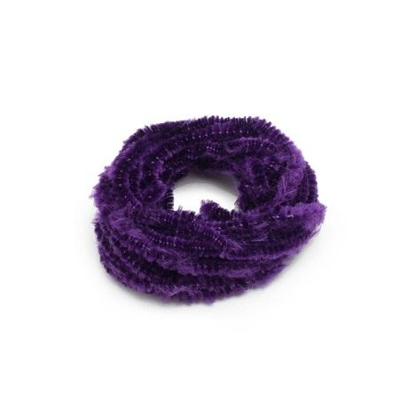 Au Ver A Soie ® Soie Chenille 3336 Royal purple