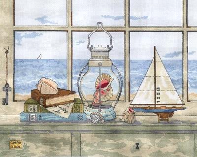 Sea breeze Vista by Janlynn