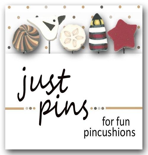 JUBCO Seaside pins set