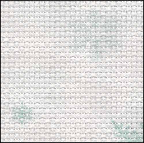 Fabric Flair Snowflakes Aida fabric 14ct