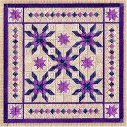Snowflake sampler by Laura J.Perin Designs