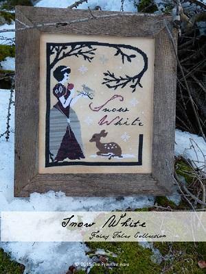 The Primitive Hare The Snow White
