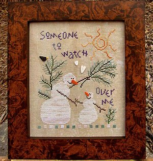 Someone to watch over me by Samsarah Design Studio