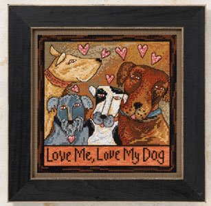 Love me, love my dog-ST150103- by Mill Hill
