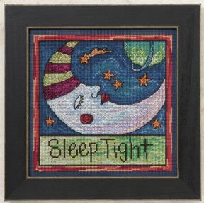 Sleep tight-ST150201- by Mill Hill