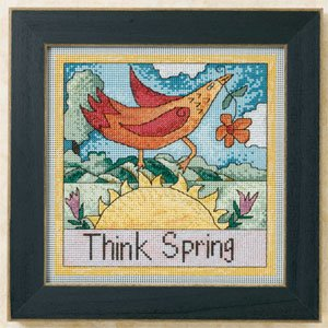 Think spring-ST151101- by MIll Hill