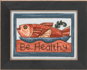 Be Healthy-ST303104- by Mill Hill