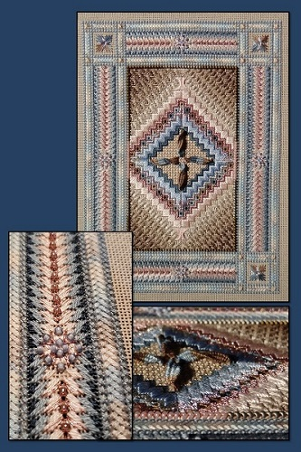 Textured Treasures Starburst II