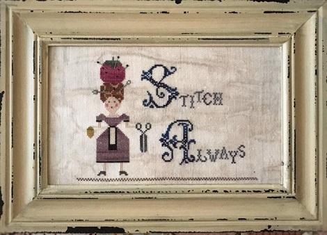 Lucy Beam Stitch Always
