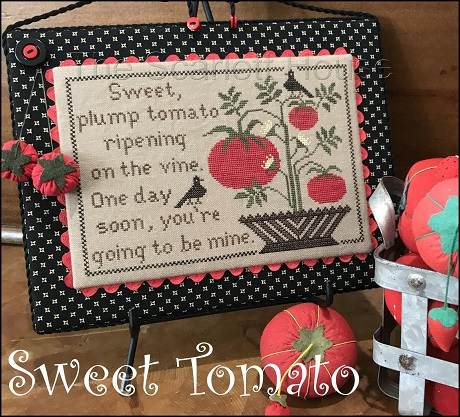 Sweet tomato by The Scarlett House