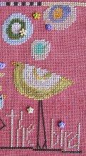 The Flock Target bird by Samsarah Design Studio