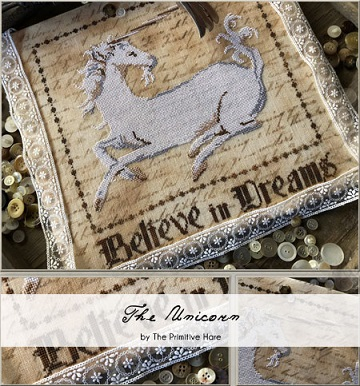 The Unicorn by The Primitive Hare