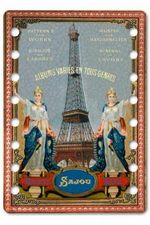 Thread organiser Saintes Model by Sajou