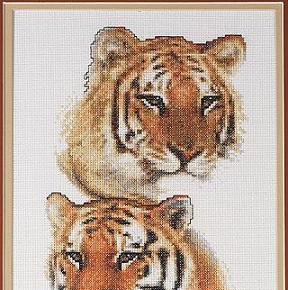 Tiger Pack by Janlynn