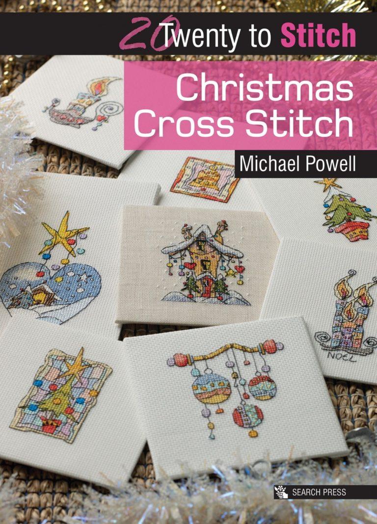 Michael Powell Twenty to Make Christmas Cross Stitch