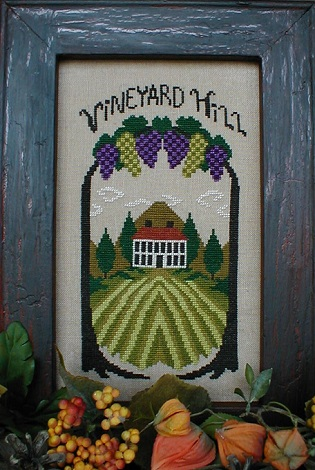 By The Bay Needleart Vineyard Hill