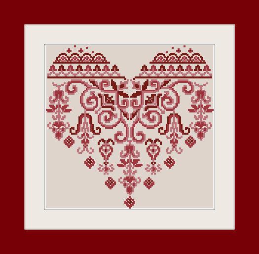 Reflets de Soie Coeur Volga