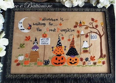Cuore e Batticuore Welcome Great Pumpkin