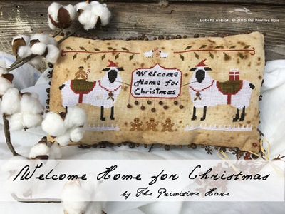 The Primitive Hare Welcome Home for Christmas