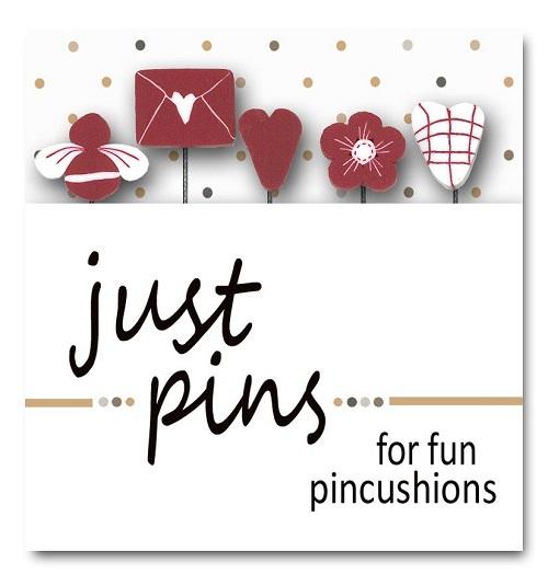JUBCO Will you be my Valentine pin set