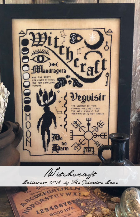 Witchcraft by The Primitive Hare