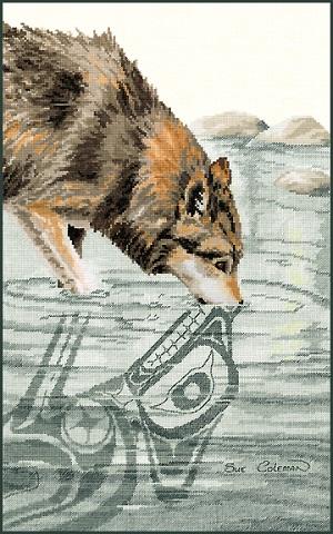 Stitching Studio Wolf